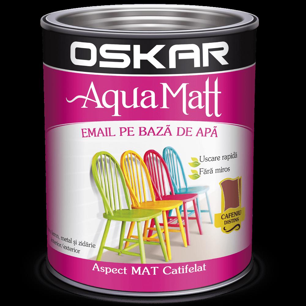 Email Oskar Aqua Matt bej 0,6 L mathaus 2021