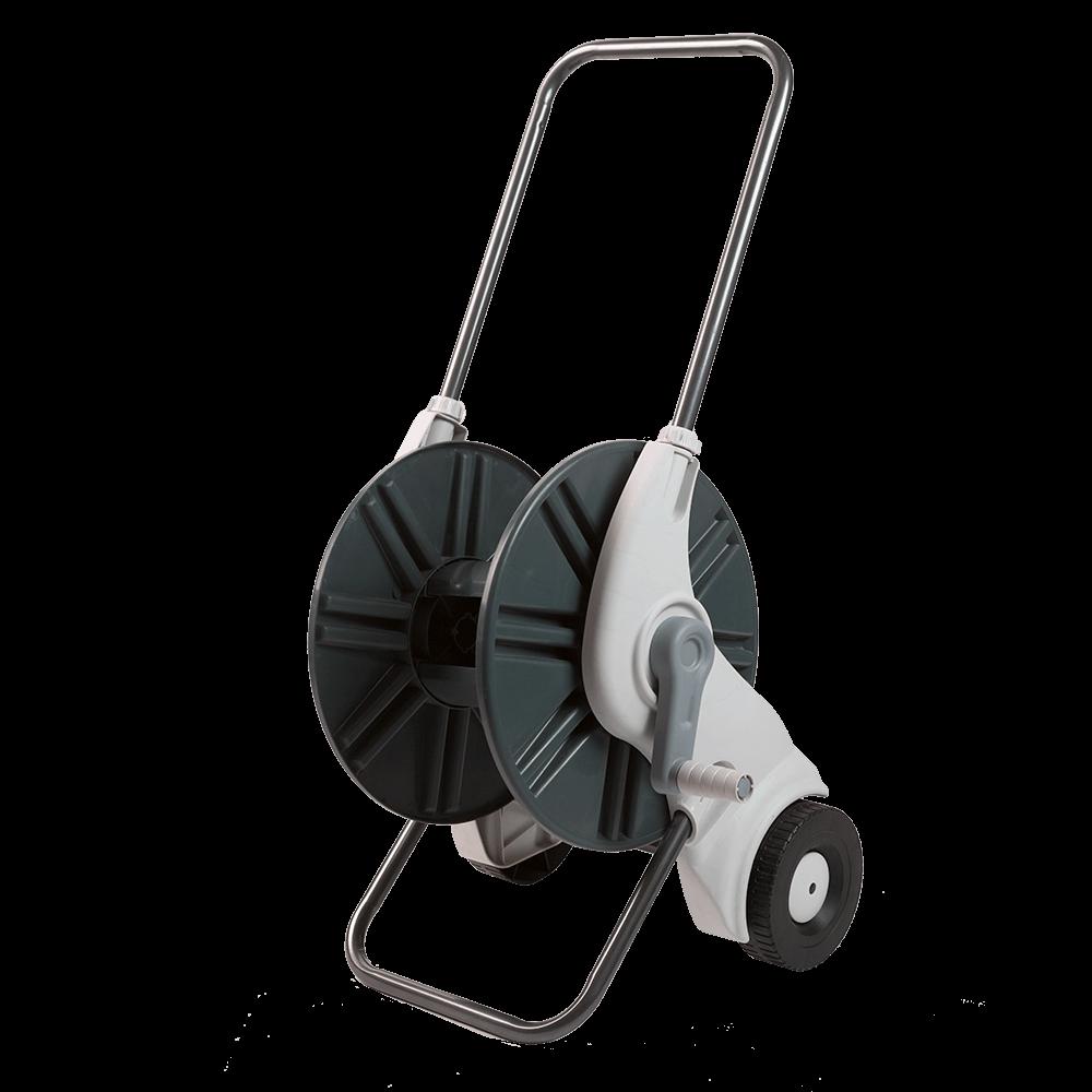 Carucior pentru furtun Rehau, plastic + otel inoxdiabil, 60 m, 1/2 mathaus 2021