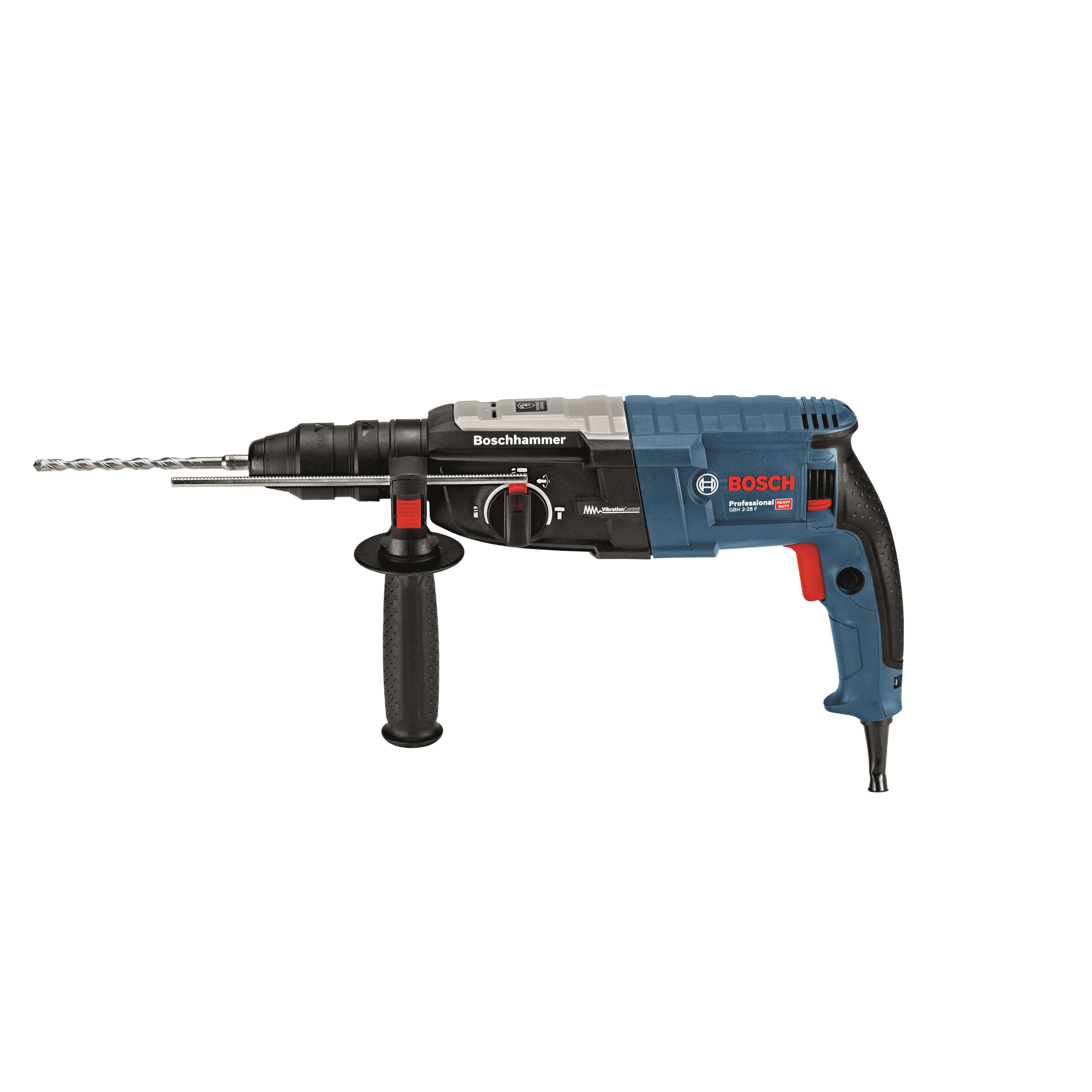 Ciocan rotopercutor Bosch GBH 2-28 F, SDS+, 880 W, KickBack Control
