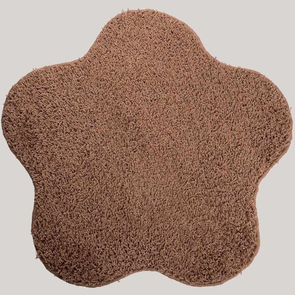 Covor modern Mistral, polipropilena, model floare bej 91, 80 cm mathaus 2021