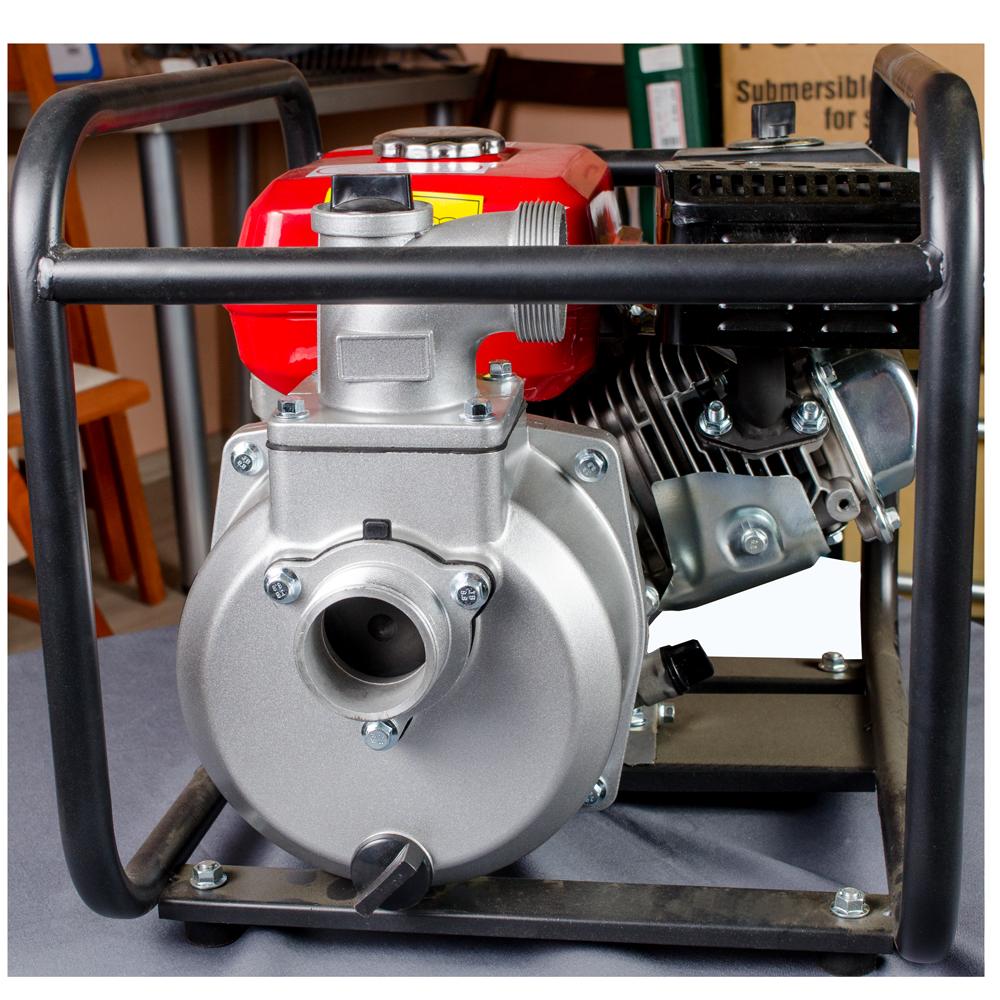 Motopompa Raider GWP01, 5.6 CP, benzina, 550 l/min imagine MatHaus.ro