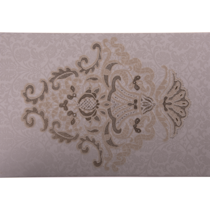 Decor interior alb Organza 4, 27,5 x 40 cm