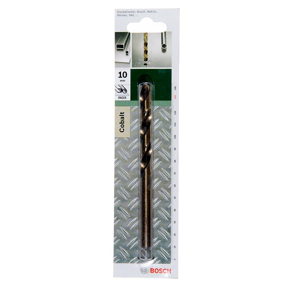 Burghiu Bosch HSS-Co DIN 338, mandrina standard, pentru metal, 10 mm mathaus 2021