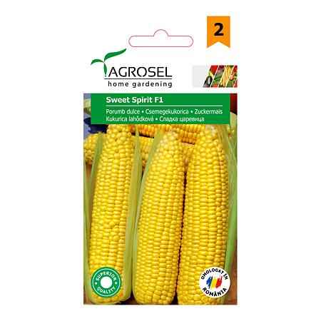 Seminte de porumb dulce, Agrosel Sweet Spirit F1