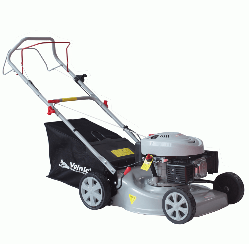 Masina de tuns iarba cu autopropulsie Voinic, 135 cc, 3.2 CP imagine 2021 mathaus