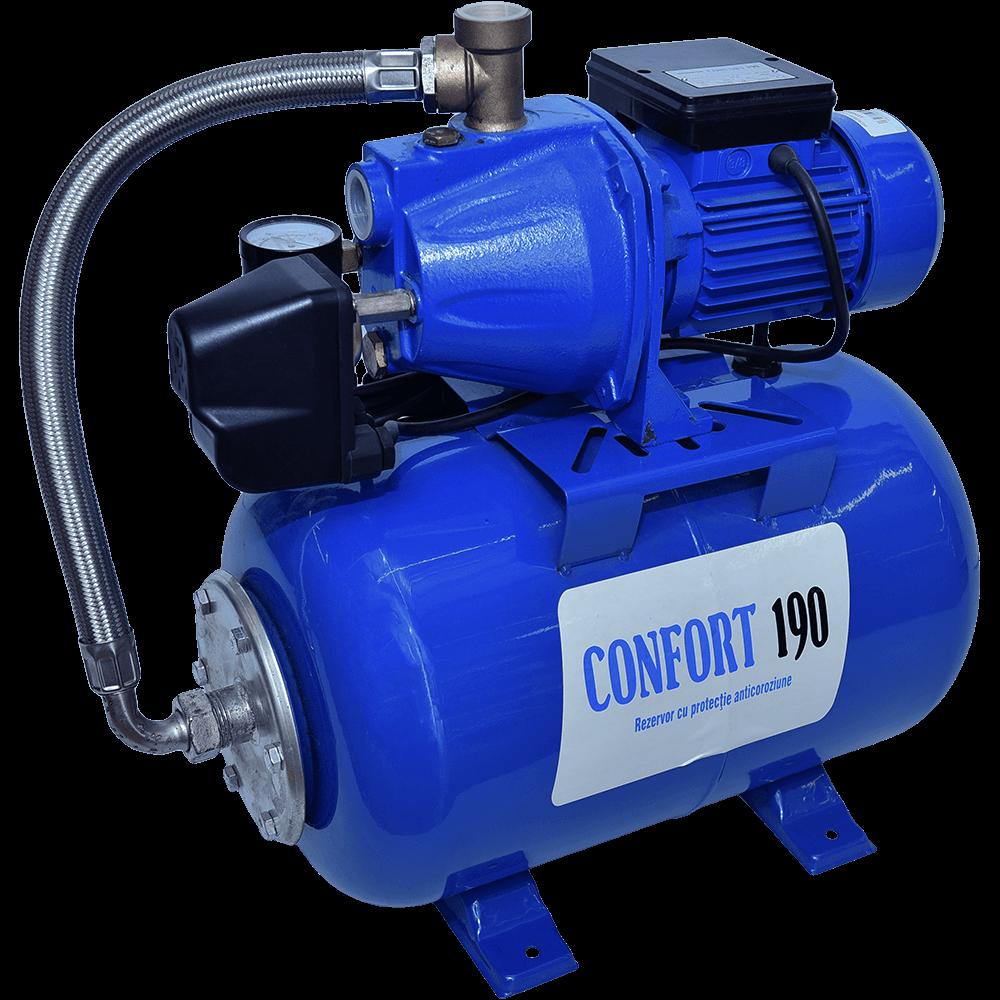 Hidrofor Confort 190,  750 W, 9 m,  46 l/min