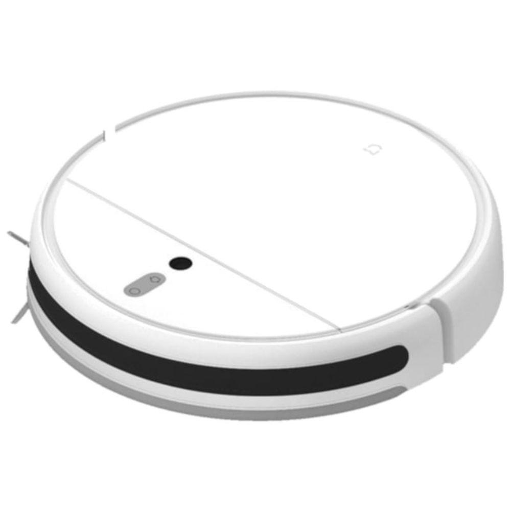 Aspirator robot Xiaomi Mi Vacuum Mop Cleaner 85081100, 40W, 0.6l, autonomie max 100 min, Wi-Fi, alb-negru