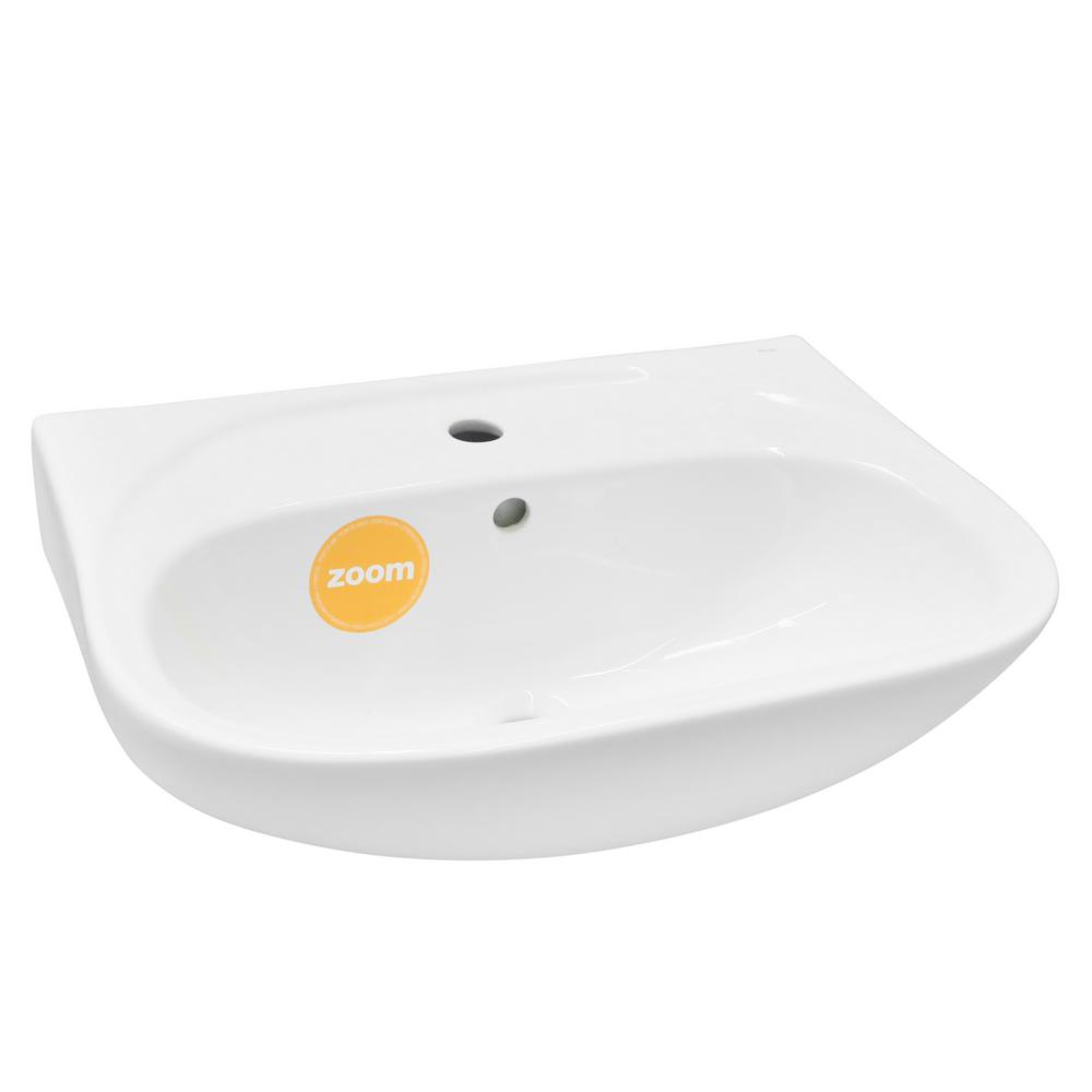 Lavoar Zoom Uno, 55 cm, alb, ceramica mathaus 2021