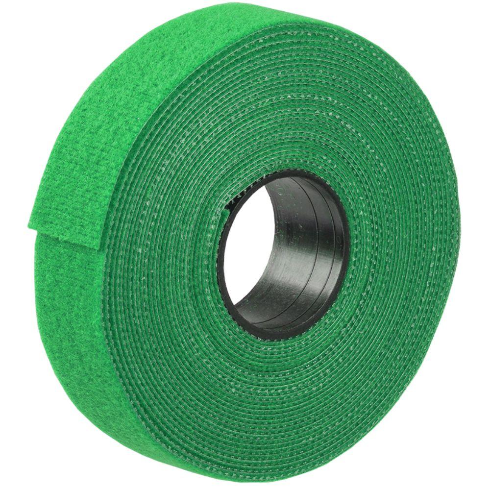 Clema de fixare cabluri reutilizabila IEK Velcro, verde, 16 mm, 5 m mathaus 2021