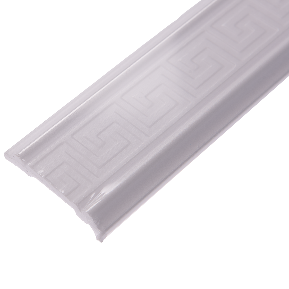 Bagheta decorativa Melanie, duropolimer / videlit, 2 m