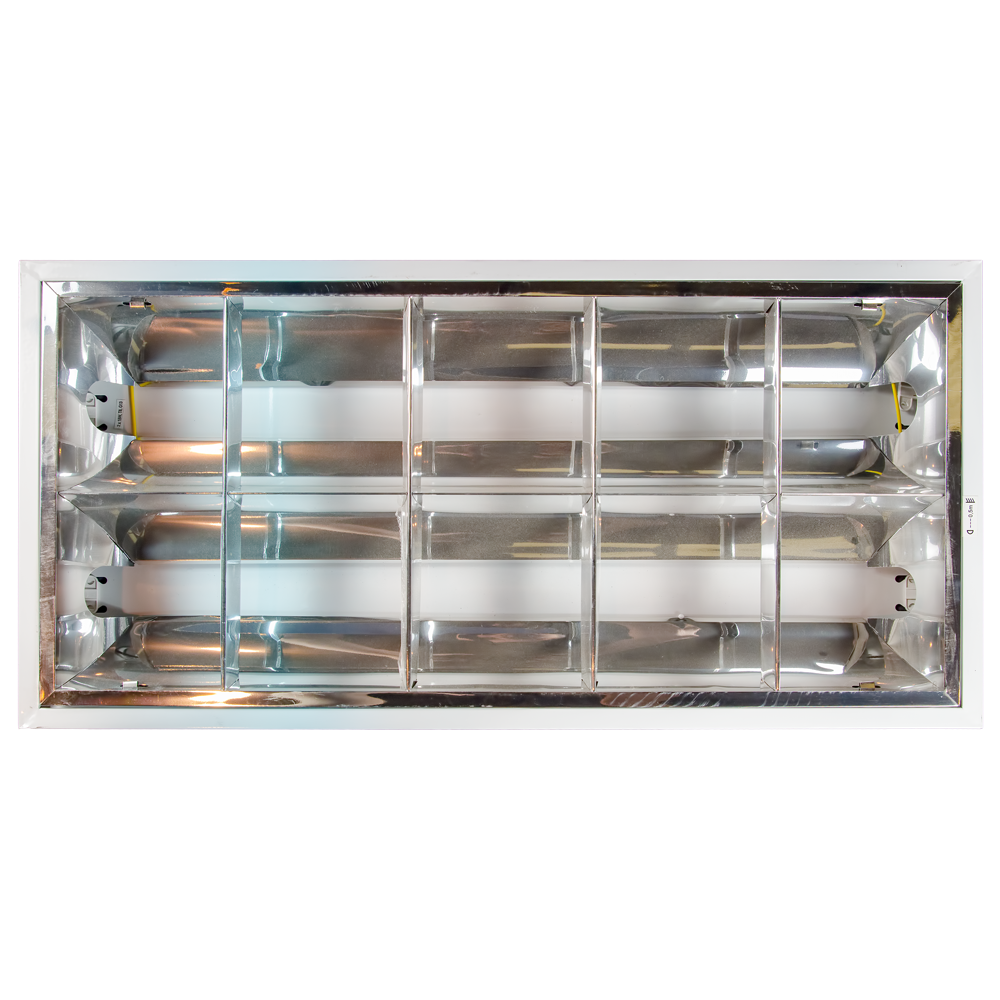 Corp de iluminat RSTR N 2x18W NT-EVG Miledo Kanlux 30003 imagine MatHaus.ro