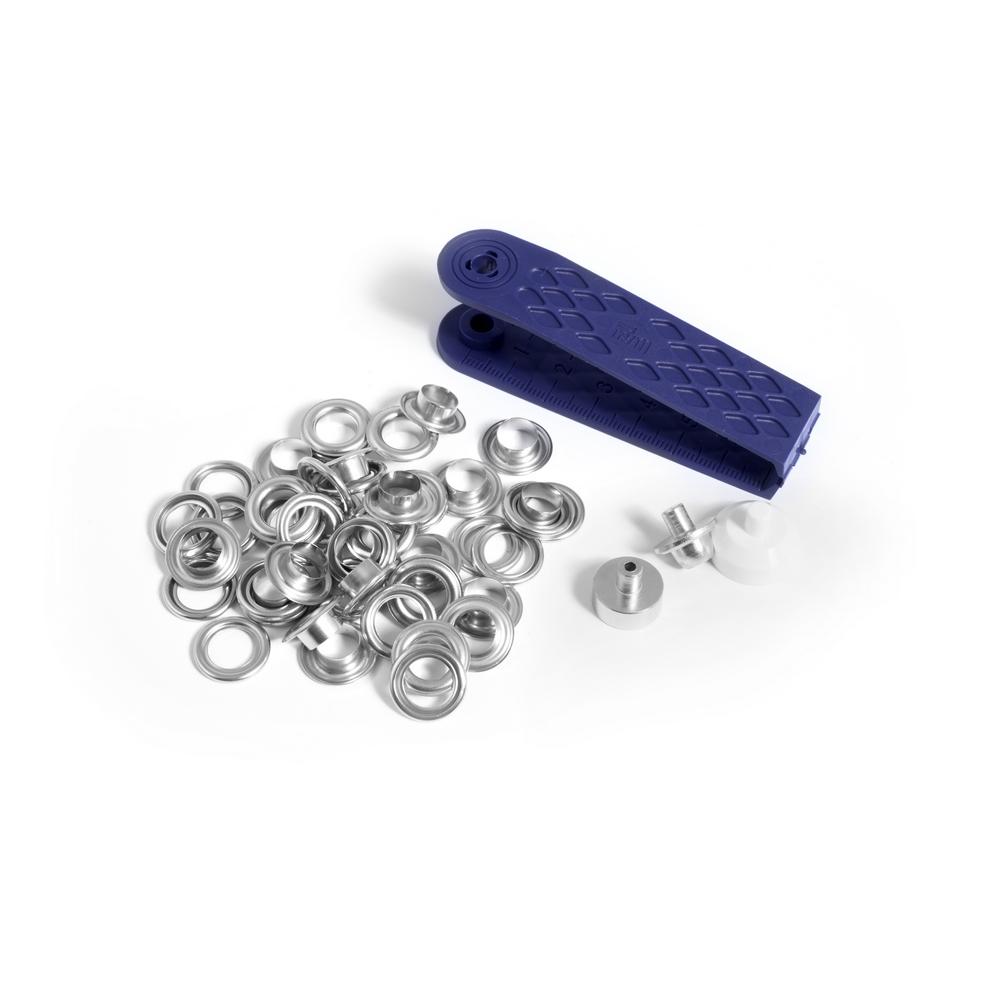 Ocheti cu saiba pentru confectii, metal, 8 mm imagine 2021 mathaus