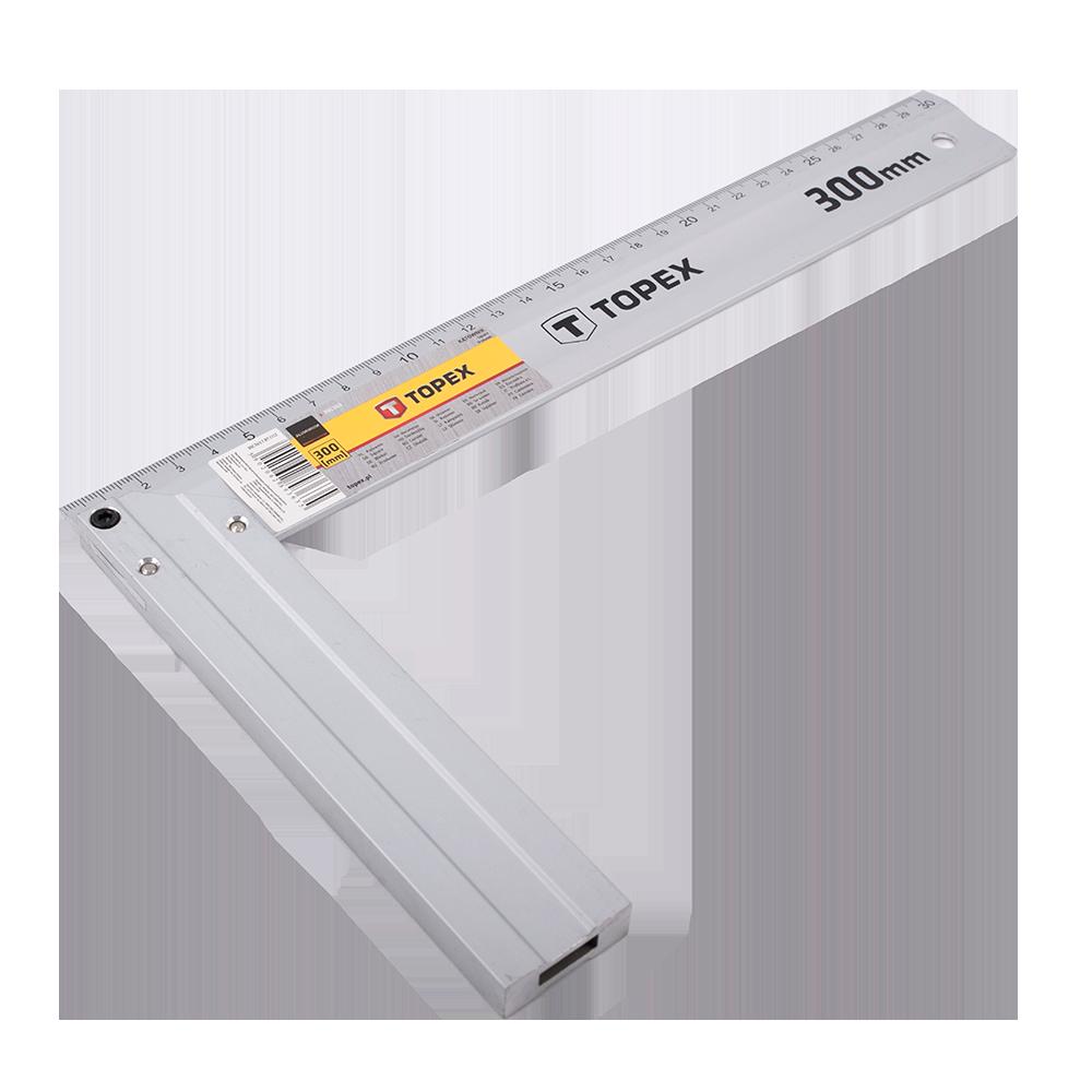 Vinclu Topex, aluminiu, 300 x 175 mm mathaus 2021
