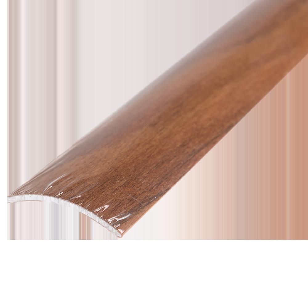Profil de dilatatie din aluminiu SM1Decora nuc auriu, 93 cm imagine 2021 mathaus