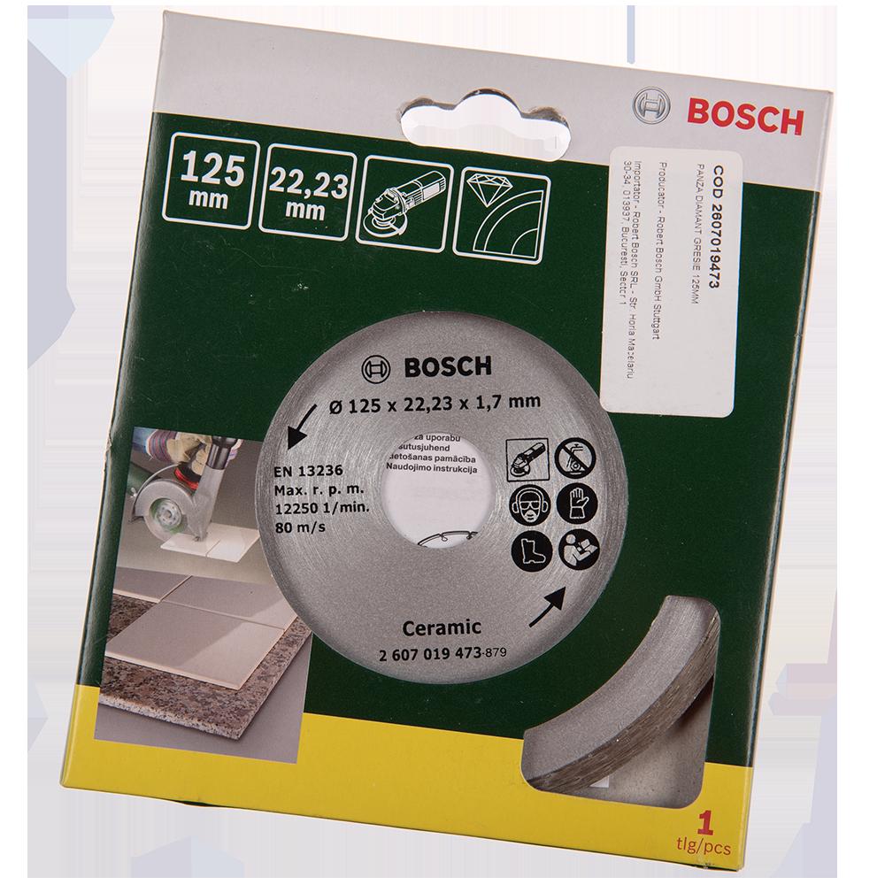 Disc 125 mm Gresie/A
