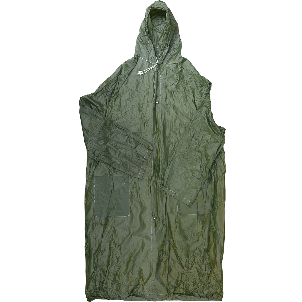 Pelerina ploaie impermeabila Marvel Irwell, marimea XXL, PVC, verde