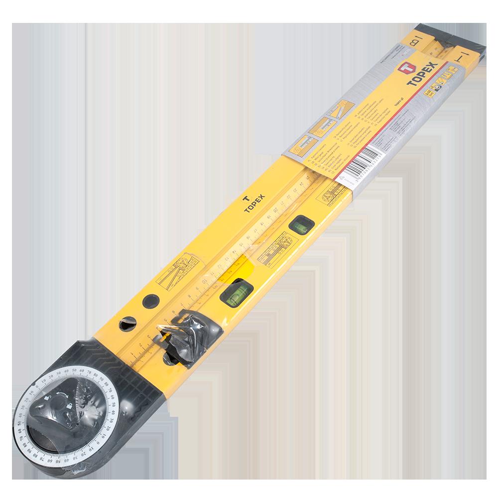 Echer reglabil Topex, 500 x 500 mm mathaus 2021