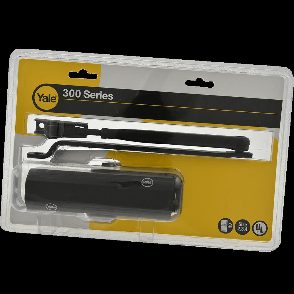 Amortizor Seria 300B, aluminiu, negru mathaus 2021