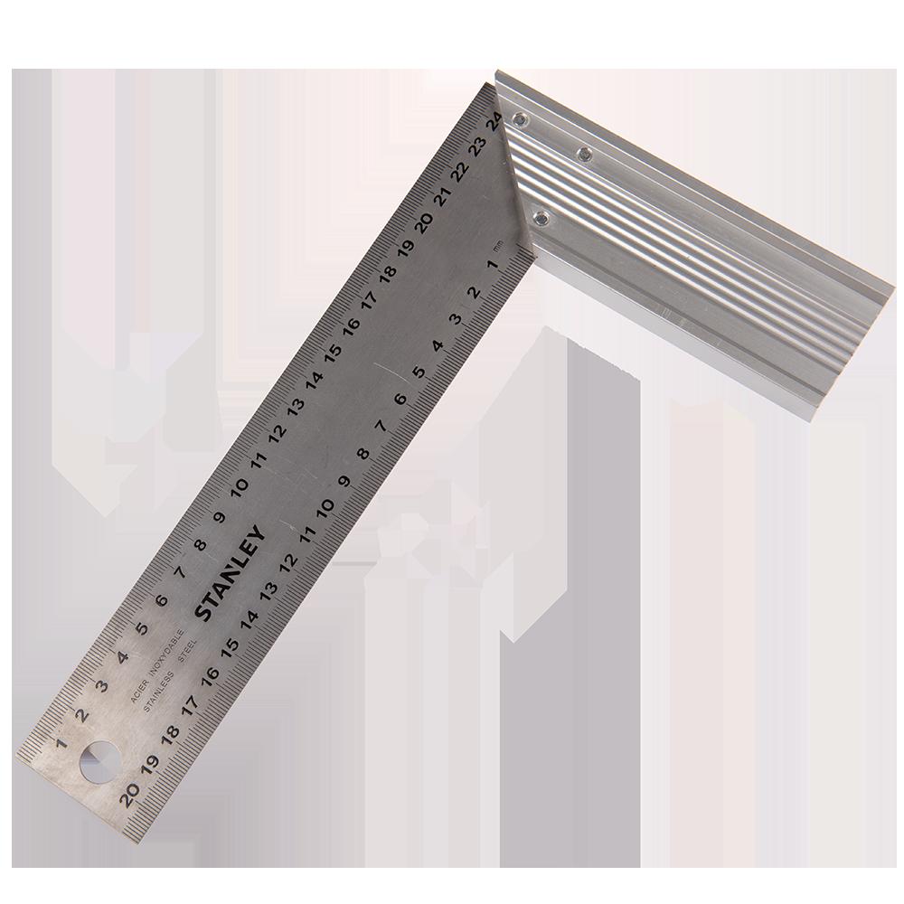 Echer pentru dulgherie, aluminiu extrudat, 250 x 140 mm mathaus 2021