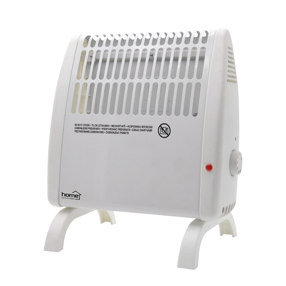 Aeroterma cu senzor anti-inghet FKM 450 Home by Somogyi, 450W, 1 treapta, termostat mecanic, oprire automata, IP20, 30 x 28,5 x 18 cm imagine 2021 mathaus