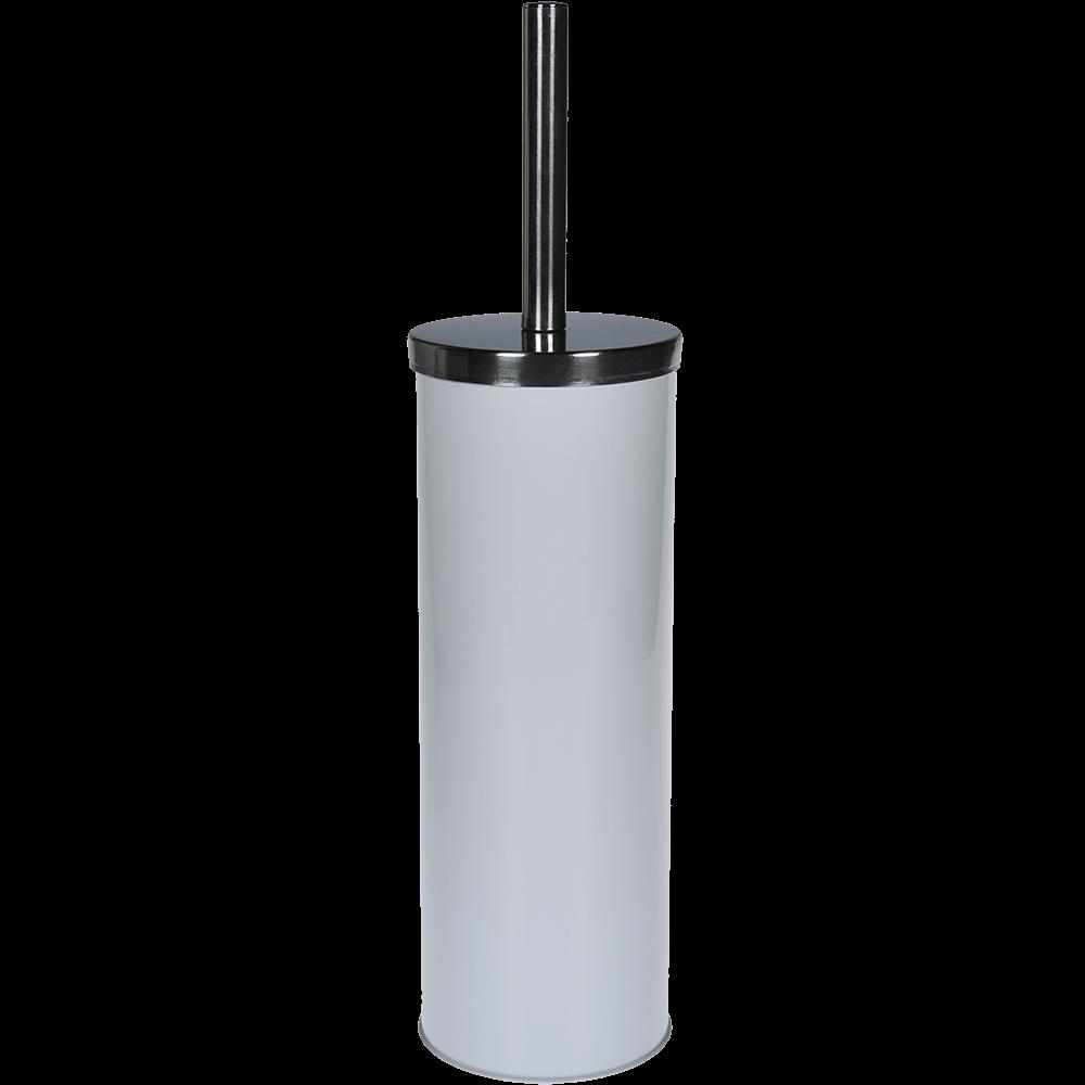 Perie WC Romtatay, metal, alb, 9.3 x 38.5 cm imagine 2021 mathaus