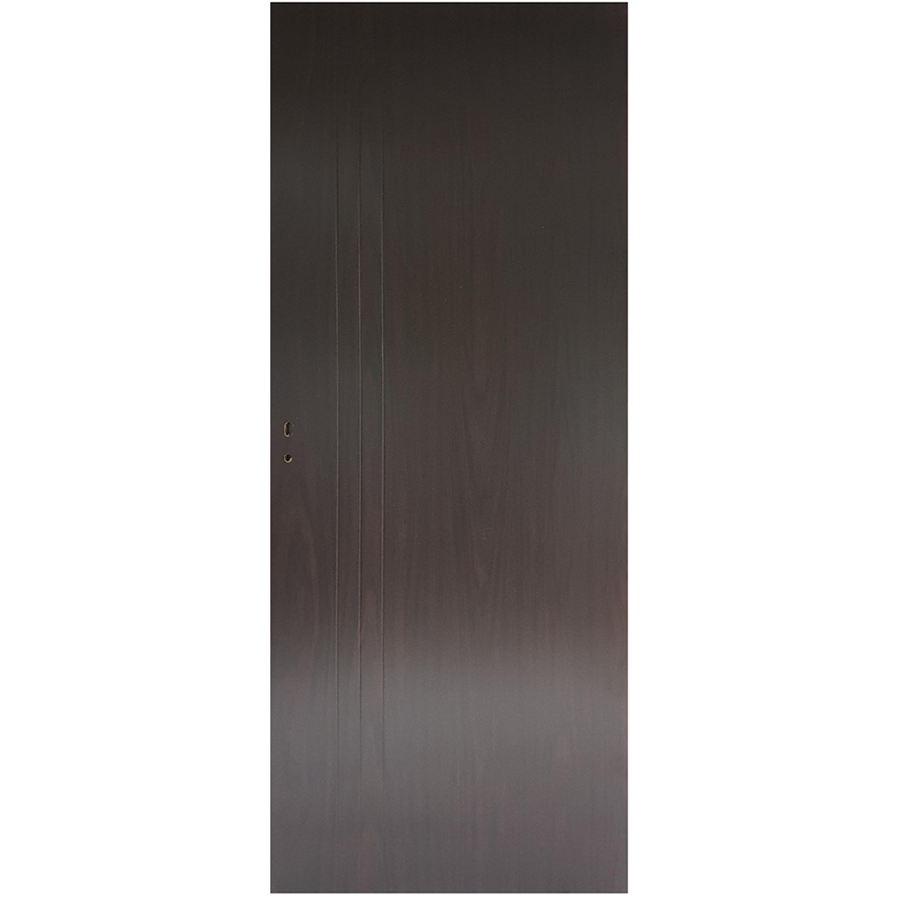 Usa interior plina Pamate M050, wenge, 203 x 70 x 3,5 cm + toc 10 cm imagine MatHaus.ro
