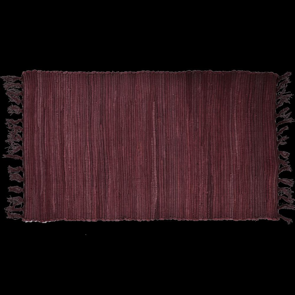 Covor tesut Mexican, maro, 100% bumbac, 50 x 90 cm mathaus 2021