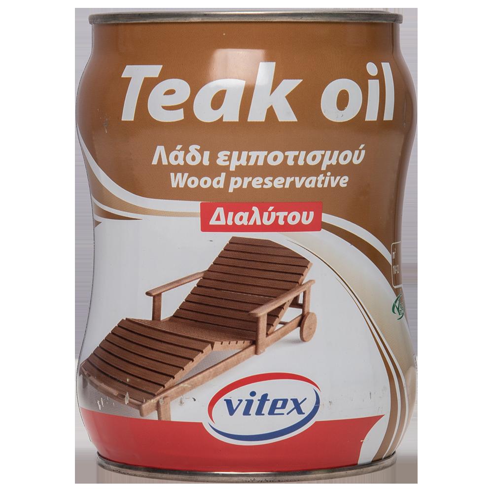 Teak Oil 750 ml