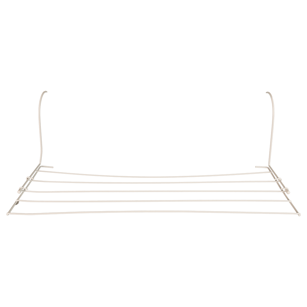 Uscator rufe radiator, metal, 52 x 24 cm imagine MatHaus.ro