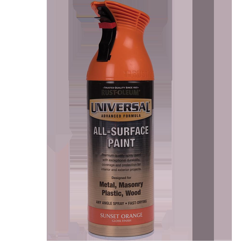 Spray Universal all-surface lucios sunset orange 400 ml imagine 2021 mathaus