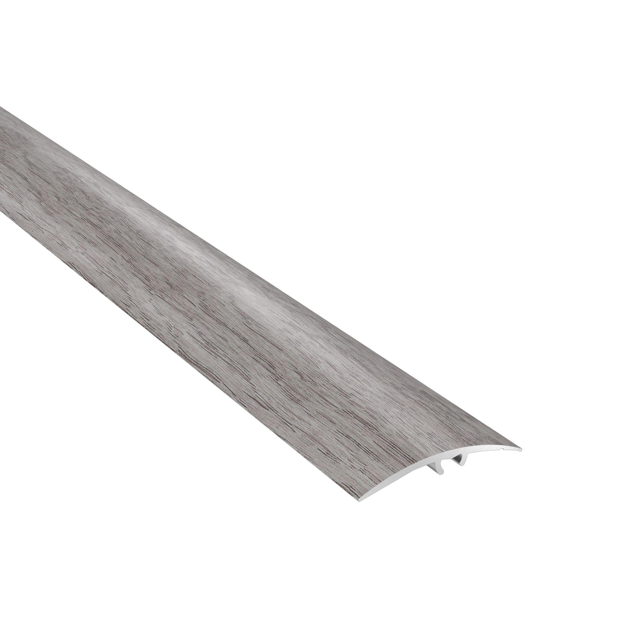 Profil de trecere cu surub mascat, diferenta de nivel SM3 Decora Arbiton, stejar boston, 0,93 m imagine MatHaus