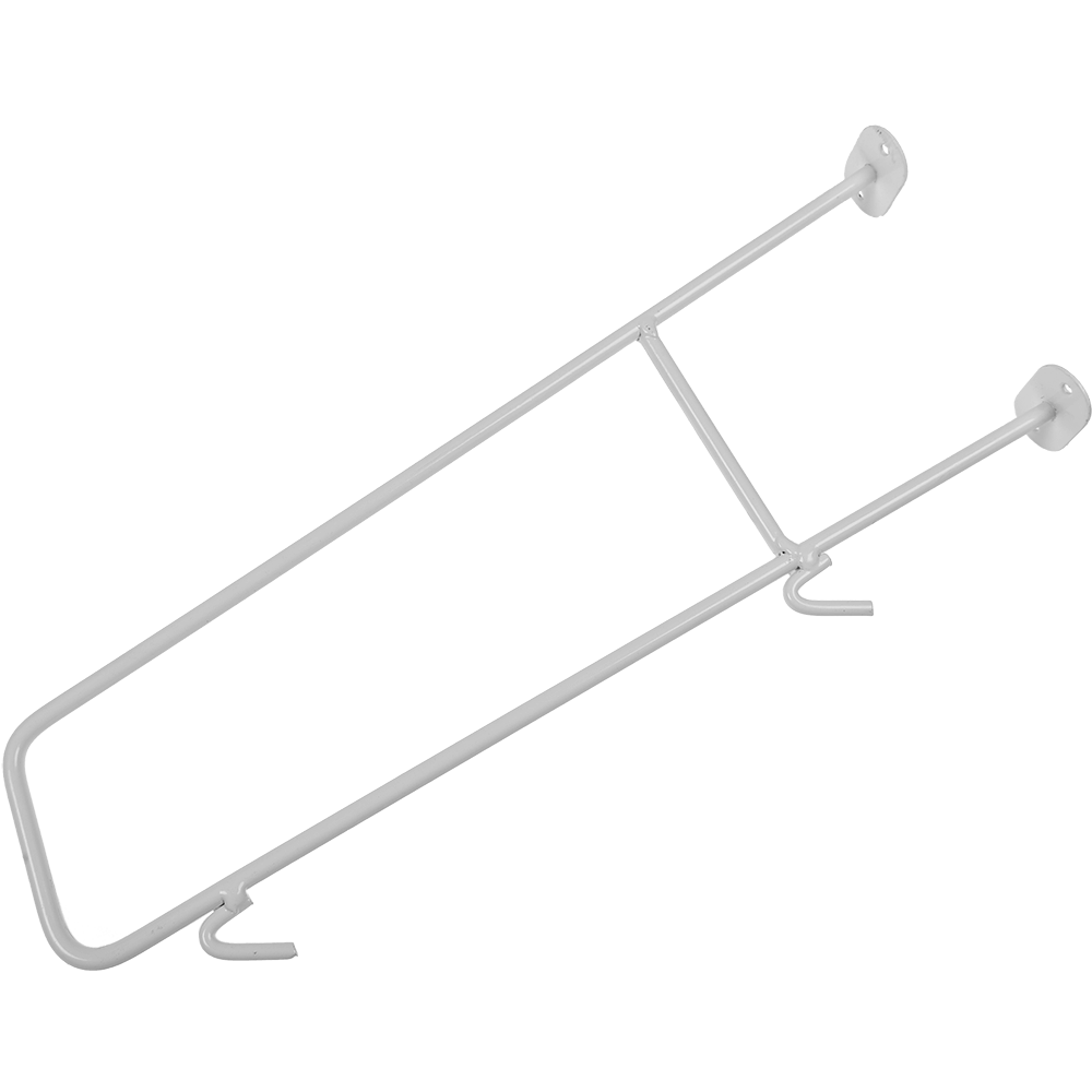 Consola suport chiuveta, 46 x 11 x 0,8 cm, 2 buc. imagine 2021 mathaus