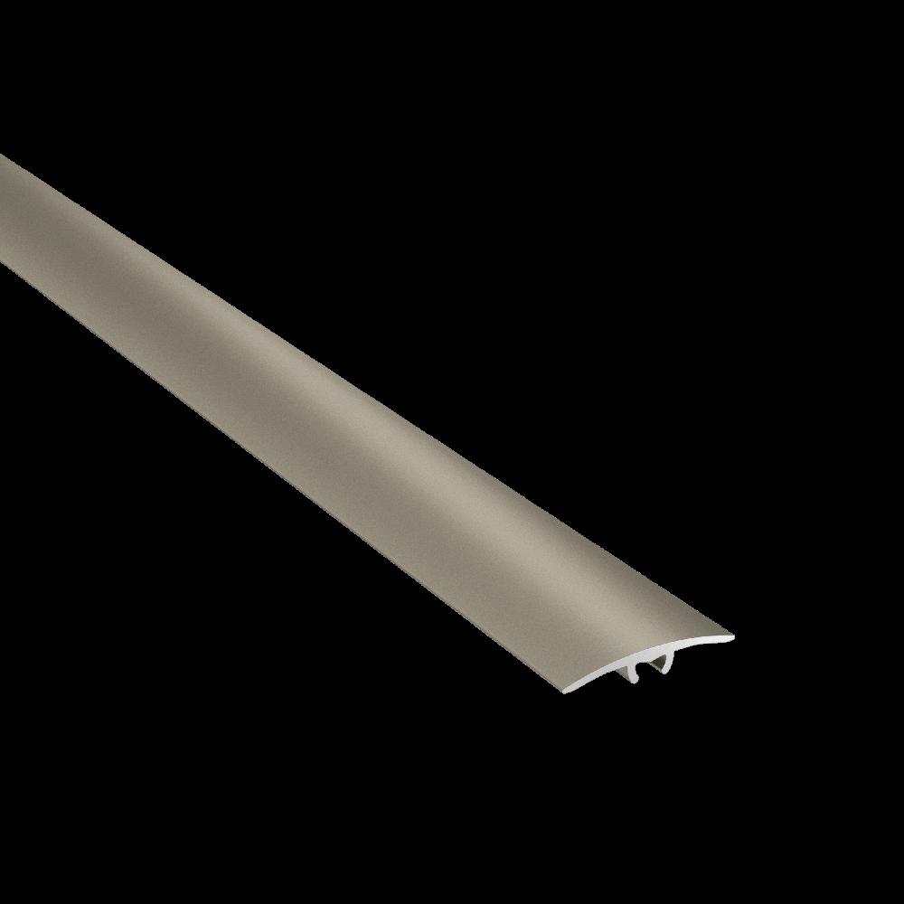 Profil de dilatatie din aluminiu SM1, Arbiton, titan, 1,86 m imagine 2021 mathaus