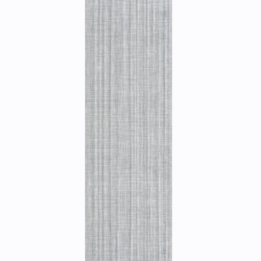 Faianta decorativa Kai Ceramics Aruba, finisaj estetic, albastru deschis, model textil, 20 x 50 cm imagine 2021 mathaus