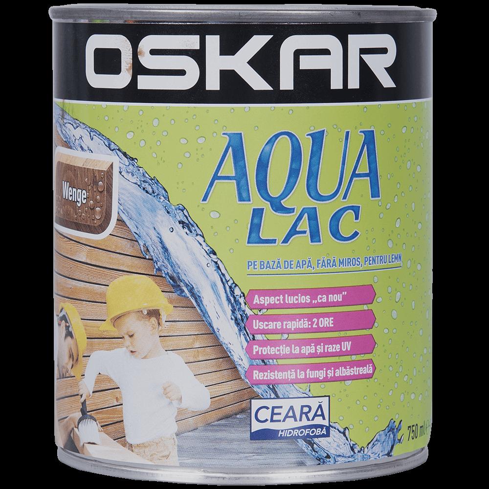 Lac Oskar Aqua wenge 0,75 L
