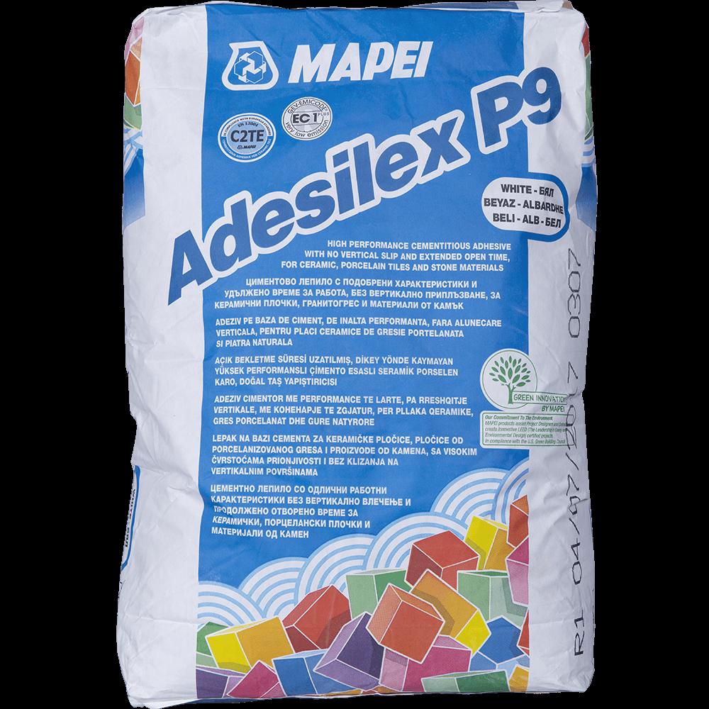 Adeziv Mapei Adesilex P9, alb, 25 kg mathaus 2021