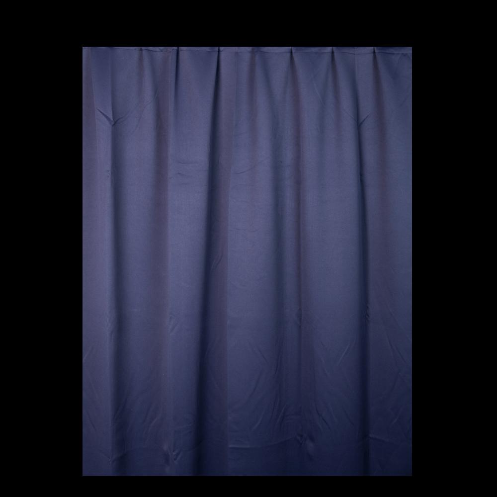 Draperie Verdunklungsschal 2250 bleumarin, 145x245 cm