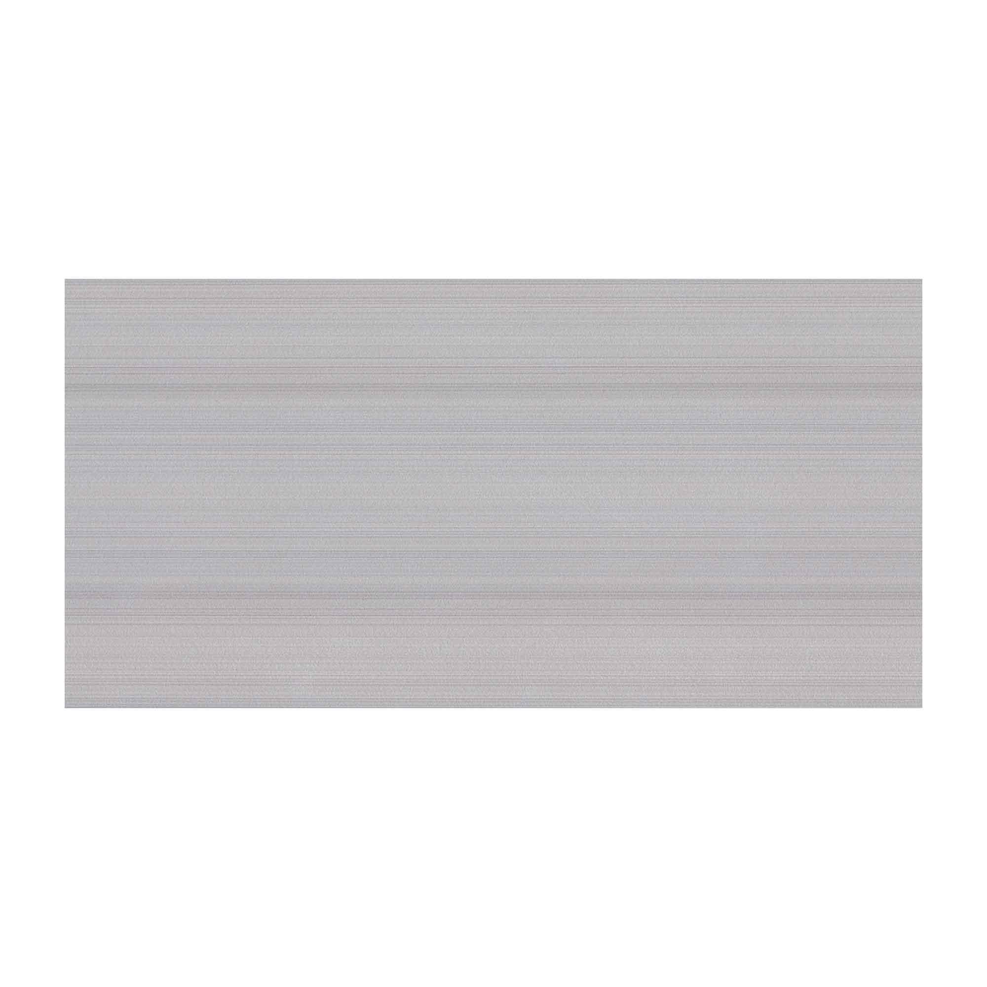 Faianta Stripes, 50 x 25 cm, gri, aspect lucios mathaus 2021