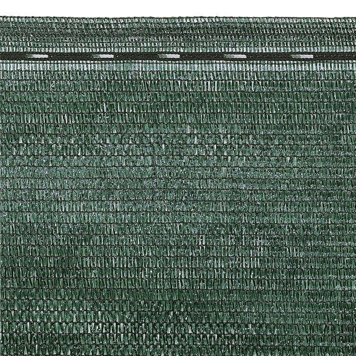Plasa de umbrire 70%, tesatura polietilena, verde, 2x100 m