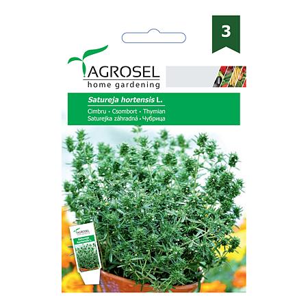 Seminte de cimbru, Agrosel