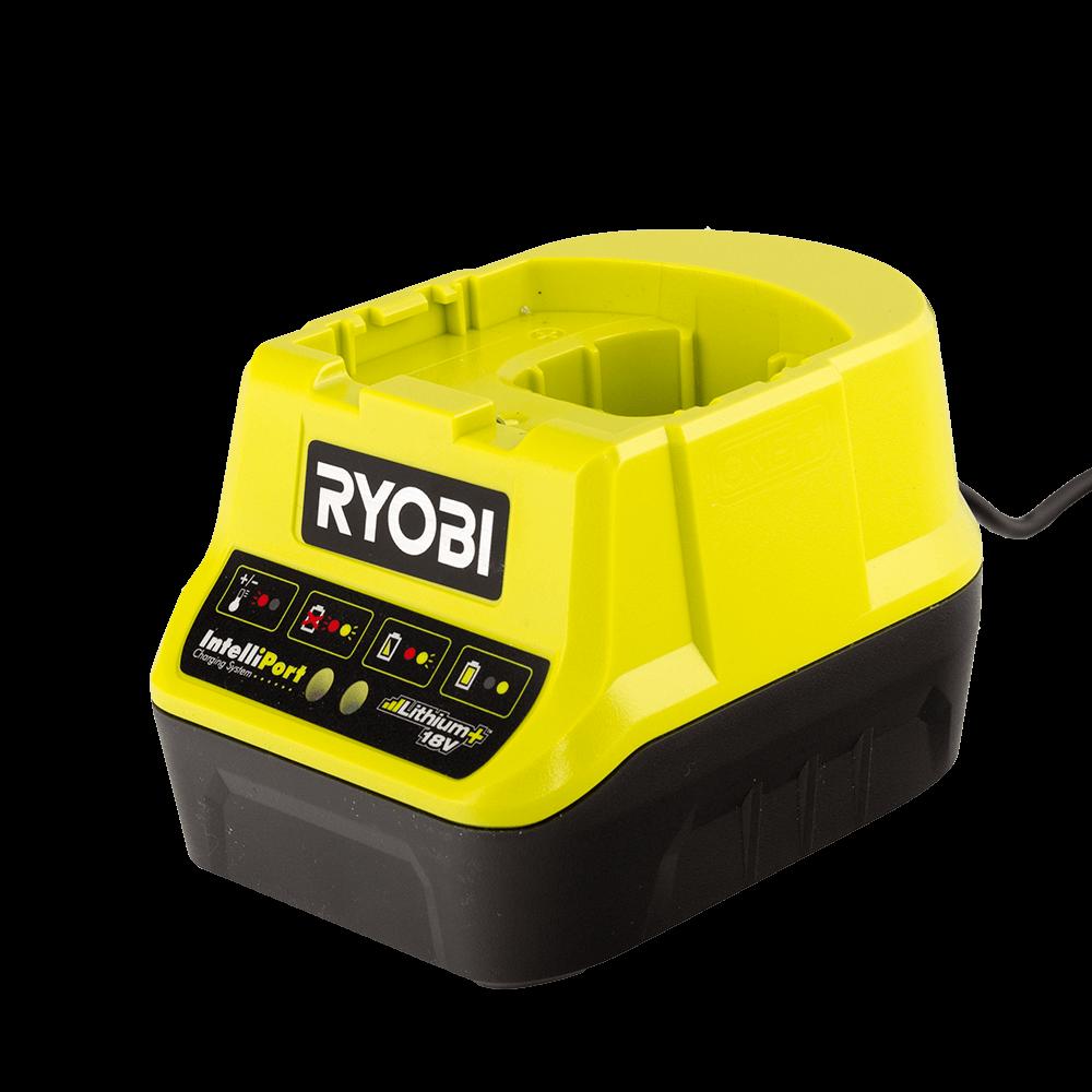 Incarcator pentru acumulator masina de gaurit Ryobi ONE+ RC18120 Litiu-ion, 18V, 2.0 Ah mathaus 2021