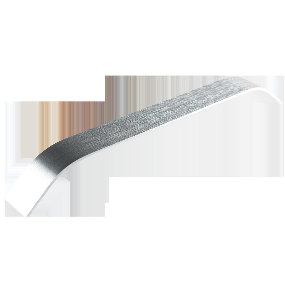 Maner din aluminiu AA337 224 mm, anodizat periat mathaus 2021