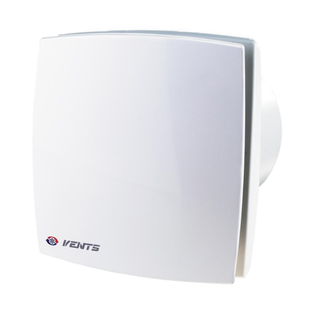 Ventilator axial Vents LDT, timer, D 100 mm, 14 W, 2300 rpm, 88 mc/h, alb