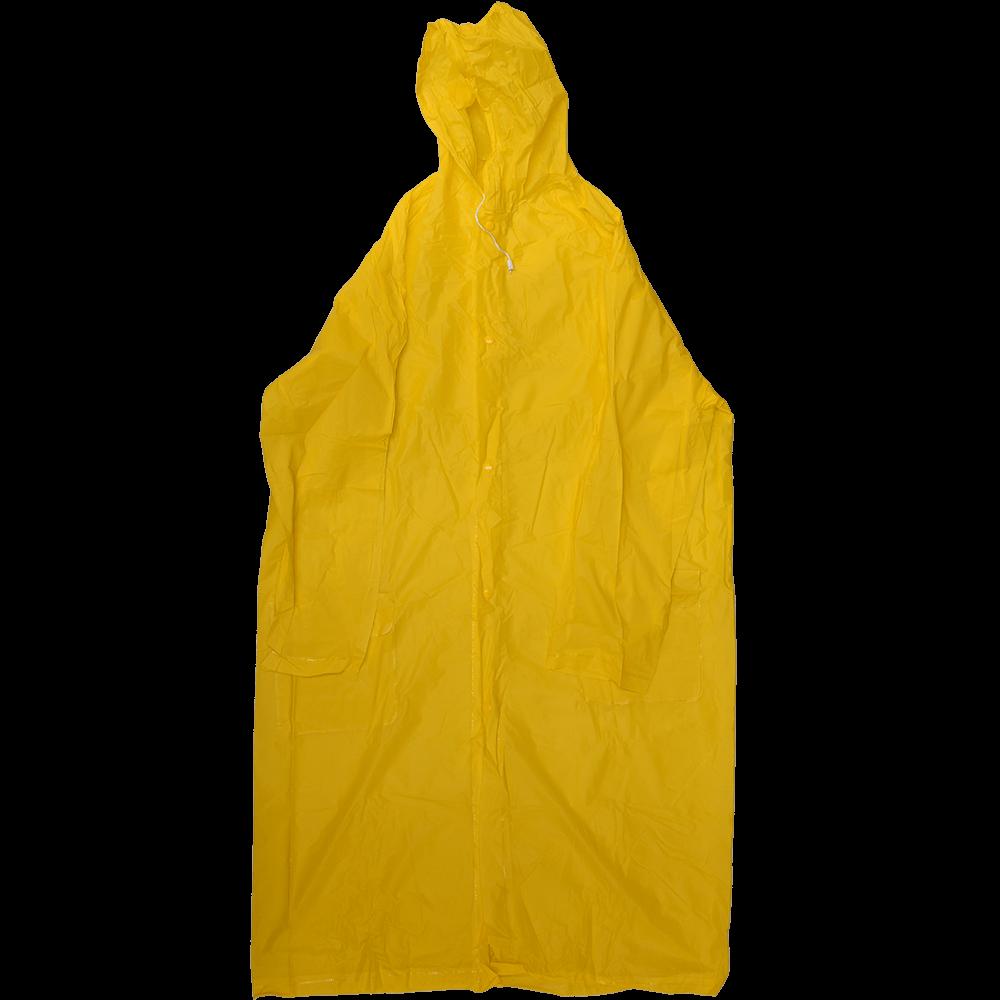 Pelerina ploaie impermeabila Marvel Irwell, PVC, marimea M, galben