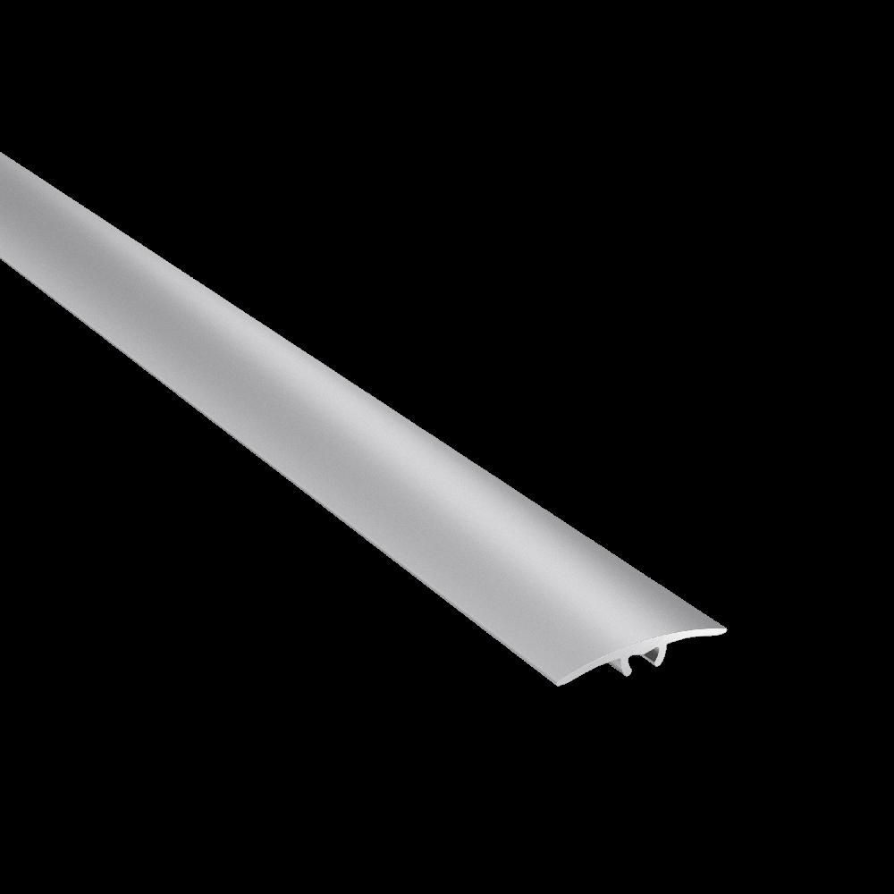 Profil de dilatatie din aluminiu SM1, Arbiton, argintiu, 1,86 m