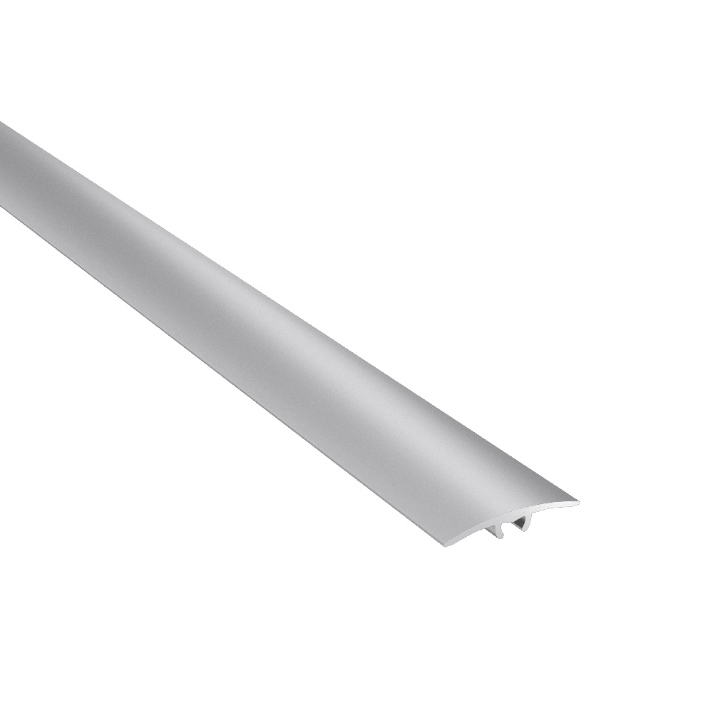Profil de dilatatie din aluminiu SM1, Arbiton, argintiu, 1,86 m imagine 2021 mathaus