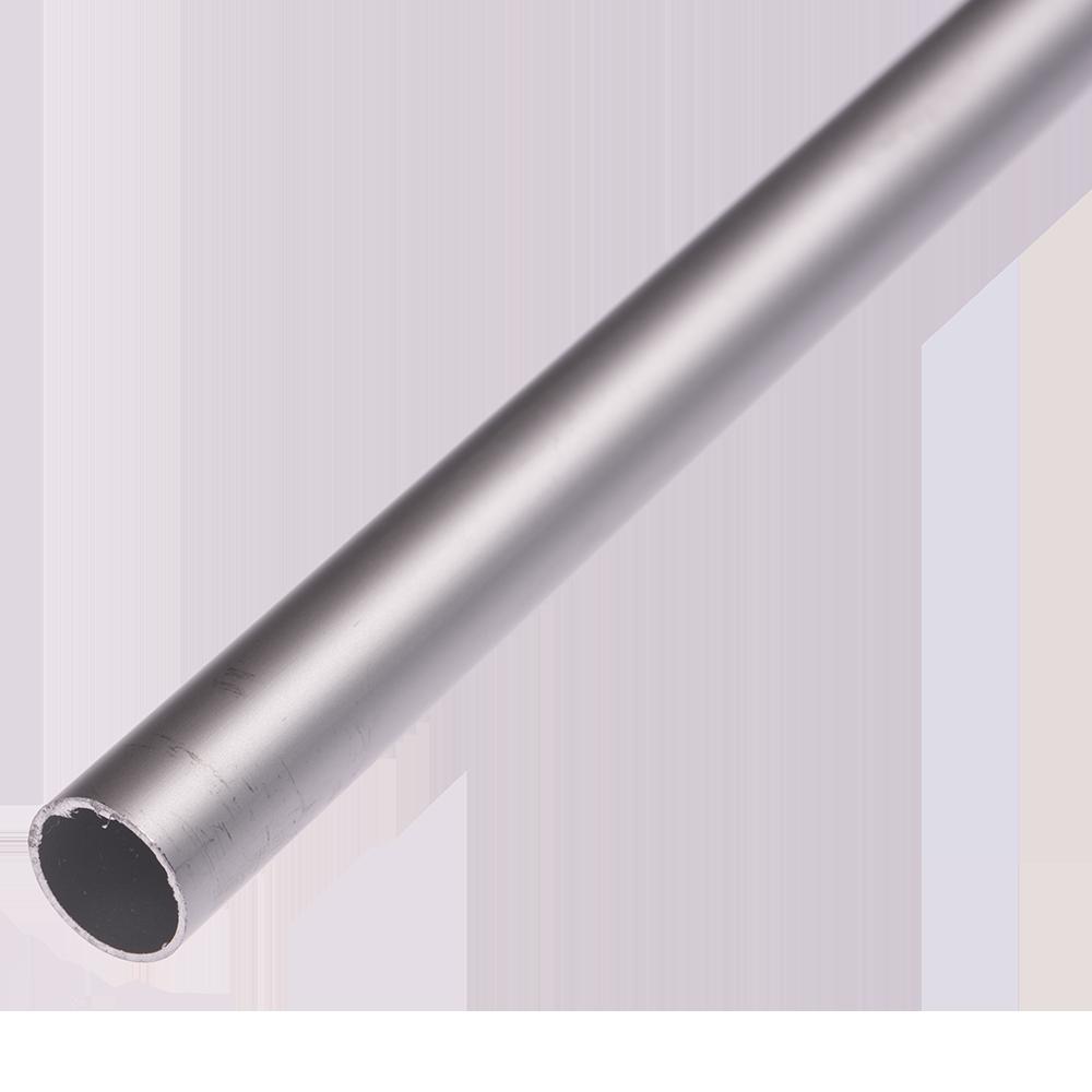 Teava rotunda goala, aluminiu eloxat, 16 x 1 mm x 2 m imagine 2021 mathaus