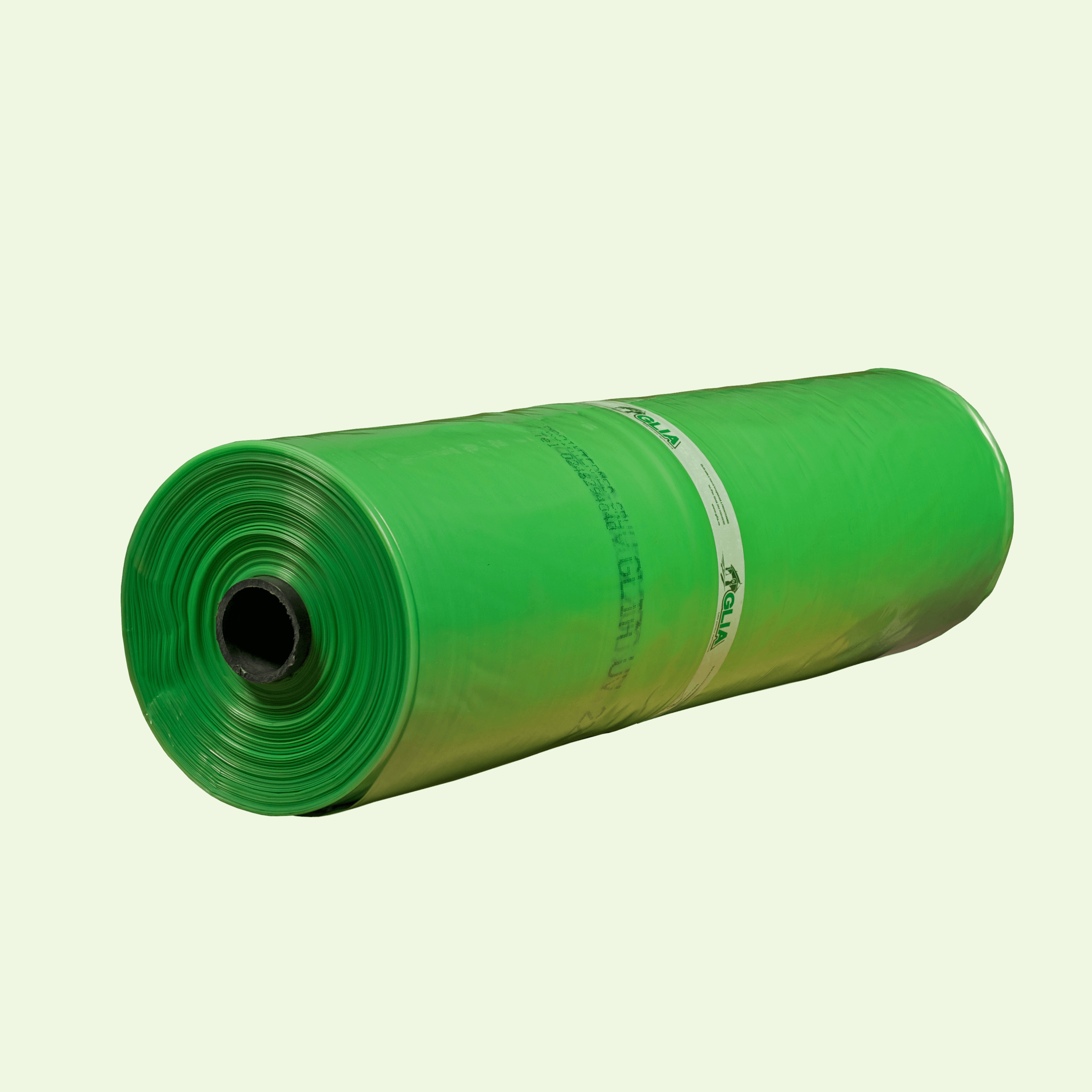 Folie polietilena Glia UV, PE natur verde, 0.15 mm grosime, rezistenta UV 36 luni, 8.20 m latime mathaus 2021