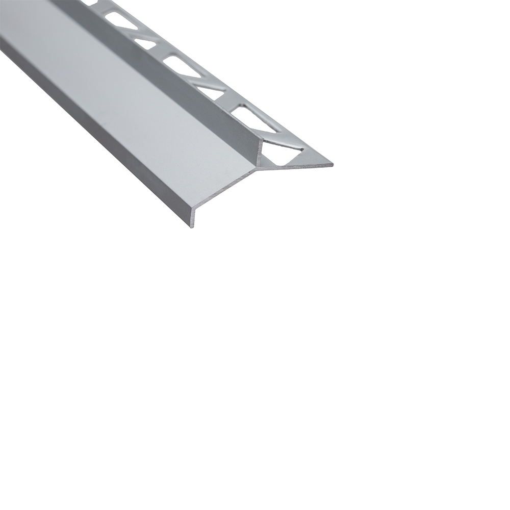 Profil picurator Cortizo, aliaj de aluminiu, gri, 0,015 m imagine 2021 mathaus