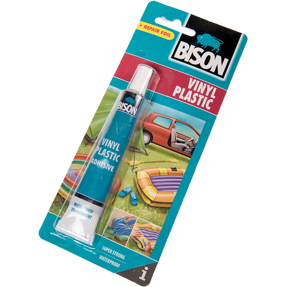 Bison Vinyl - Adeziv pentru PVC moale 25 ml